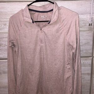 Tops - Light pink dri-fit work out long sleeve
